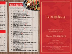 Peter Chang Cafe Official Website Online Ordering Peter Chang Stores
